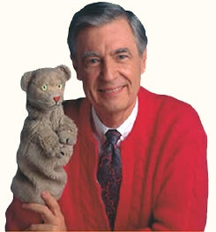 Marketing Yourself with Mister Rogers