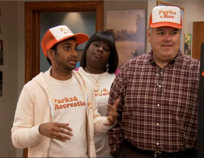 nbc parks and recreation donna tom jerry