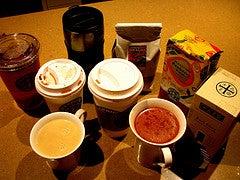 starbucks selection