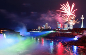 Canada New Year's Eve