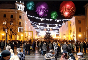 Estonia New Year's Eve