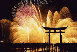 Japan New Year's Eve