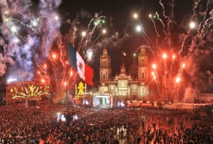 Mexico New Year's Eve