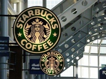 Starbucks at ORD