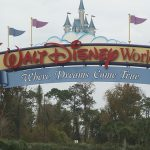 Here comes Disney World! Get excited!