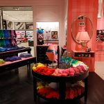 Victoria's Secret displays