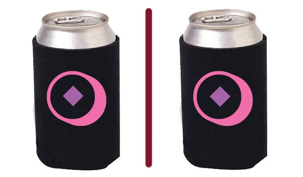 registration on koozies
