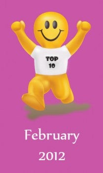 Top-Selling Promotional Products of February 2012