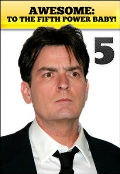 Celebrity Rehab with Charlie Sheen