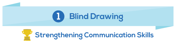Blind Drawing | Team Building Activities
