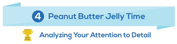 Peanut Butter Jelly Time | Team Building Activities