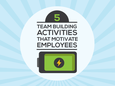 Team Building Activities That Motivate Employees
