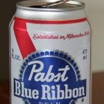 Early for your appointment? Help yourself to a cold PBR.