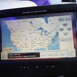 Are we there yet? Virgin's touch screen map can tell!