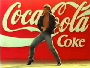 Coca-Cola 80s Commercial