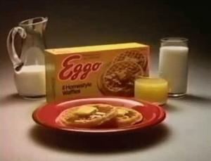 Eggo 1980s