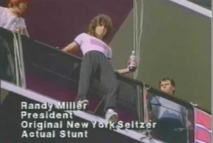 New York Seltzer Commercial