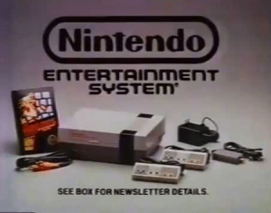 Original NES Commercial