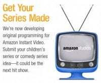 Introducing...Amazon Studios!
