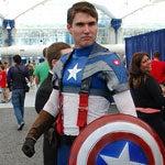 captain america leadership