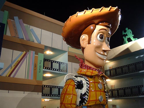 "Toy Story fans would love ""Andy's Room"" at the All Star Movies Resort!"
