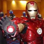 Iron man confidence