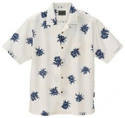 The Hawaiian's shirt's cute sister, the Kariyushi shirt.
