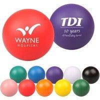 Round Stress Balls (Economy): Q9173