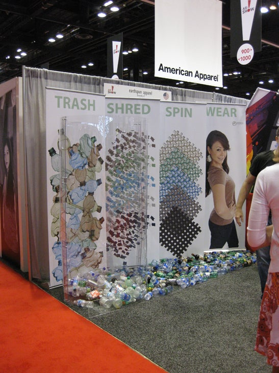 Trade show booths good better best booth ideas from for Best trade show shirts