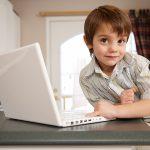 child journalist