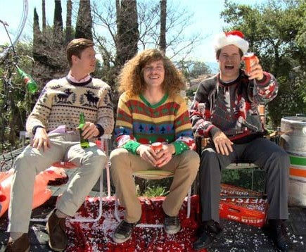 workaholics half christmas