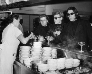 Andy Warhol needed something to do when he wasn't painting pantry items.