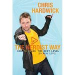 "Pick up a copy of ""The Nerdist Way"" if you know what's good for you!"