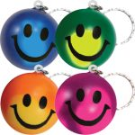Color Changing Mood Stress Key Chain