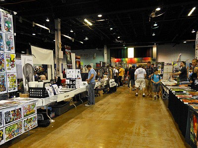 Post image for How Small Businesses Can Rock Their Next Trade Show: Tips from Chicago Comic Con's Artist Alley