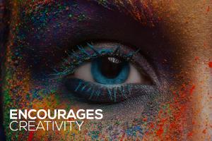 Encourages Creativity