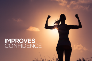 Improves Confidence