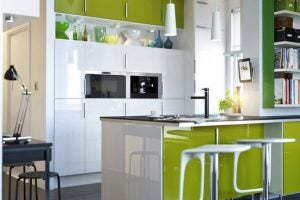 IKEA CGI Kitchen 2