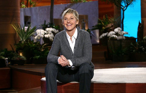 Ellen, a comedienne, couldn't even get away with an Apple parody.