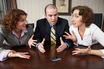If face-to-face time with competitors sounds dreadful, then you may not enjoy chamber meetings.
