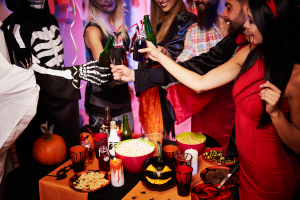Throw an Office Halloween Party