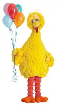 Post image for Big Bird Advice: 5 Sesame Street Songs to Make You Smile and Enjoy Life