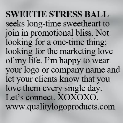 Sweetie Stress Ball