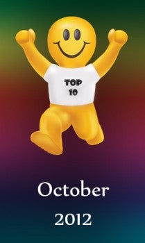 Post image for Top 10 Most Popular Promotional Products of October 2012