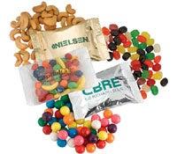 Custom candy and snacks