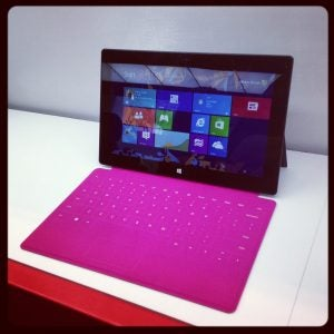 Microsoft Surface Pinterest