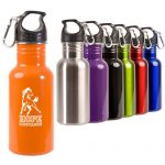 Stainless Steel Adventure Bottle