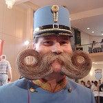 the best moustache