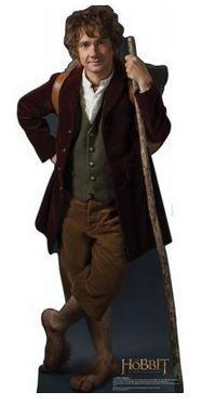 Bilbo Baggins Lifesize Cutout
