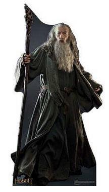 Gandalf Lifesize Cutout